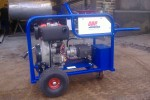 Diesel Jet Washer with Electric Start