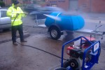 Independant Jet Washer