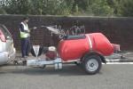 1000 Litre Highway Model Pressure Washer Bowser