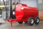 2000 Litre Diesel Bowser
