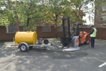Diesel Engine Galvanised Pressure Washer Bowser