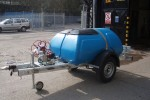 Plastic Water Bowser for Plant Watering