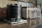 10,000 Litre Rainwater Tank