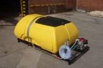 1000 Litre Plastic Water Tank 2